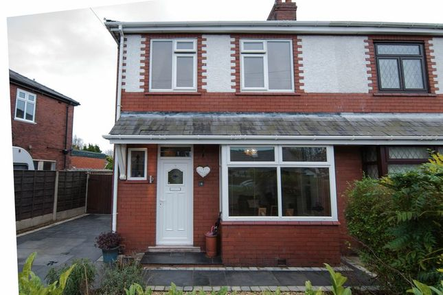 Thumbnail Semi-detached house for sale in 4 Sagar Street, Eccleston