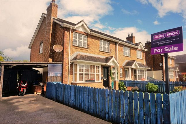 Thumbnail Semi-detached house for sale in Sevenoaks, Derry / Londonderry