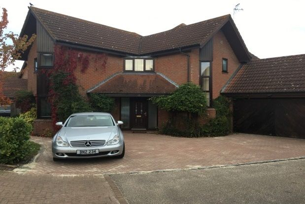 Thumbnail Detached house to rent in Woughton On The Green, Milton Keynes