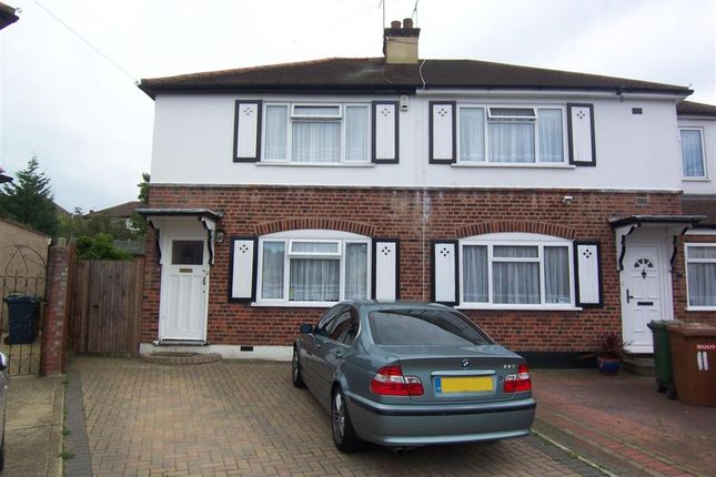 Thumbnail Detached house to rent in Mead Close, Harrow
