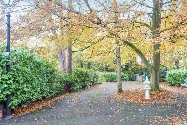 Gated Driveway of Delamere Road, Norley WA6
