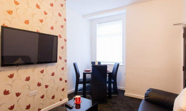 Thumbnail Shared accommodation to rent in Croft Street, Salford