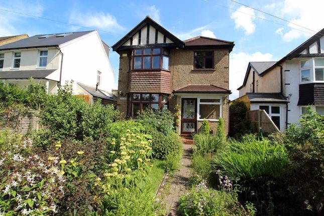 Thumbnail Detached house for sale in Chaldon Road, Caterham