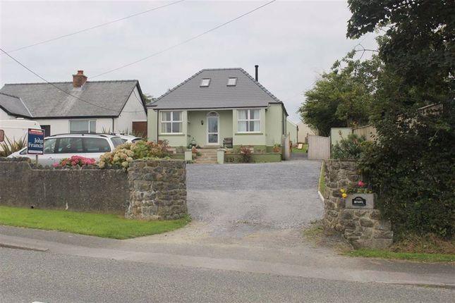 Thumbnail Detached bungalow for sale in Pentlepoir, Saundersfoot
