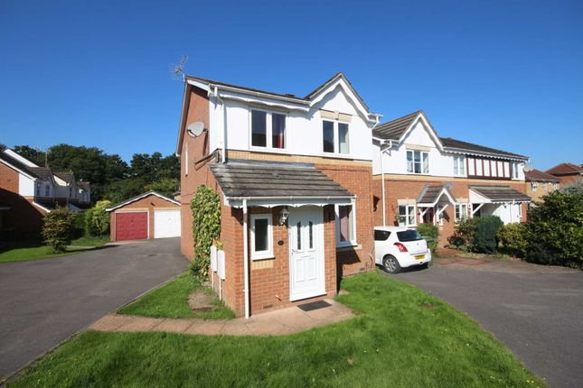 Thumbnail Link-detached house to rent in Skelton Fields, Warfield, Bracknell