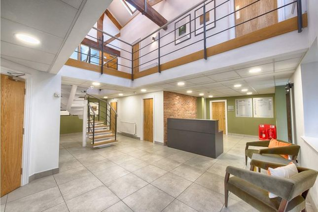 Office to let in Hurstwood Court, Rossendale