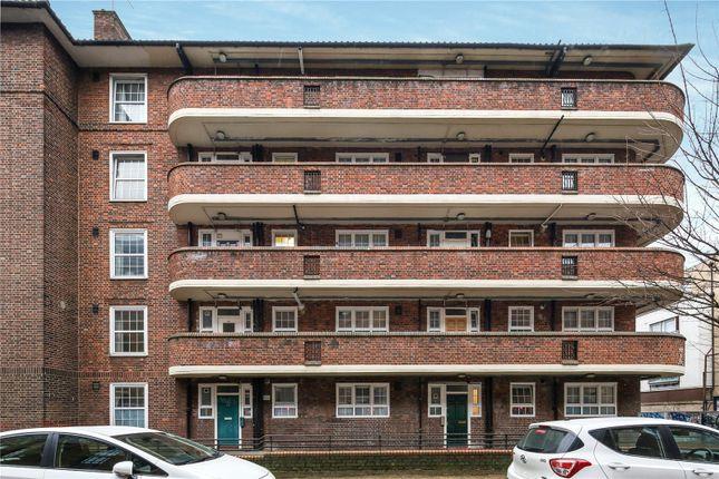 Exterior View 2 of Wheler House, Quaker Street, London E1