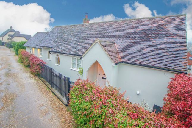 3 bed detached bungalow for sale in The Avenue, West Bergholt, Colchester, Essex CO6