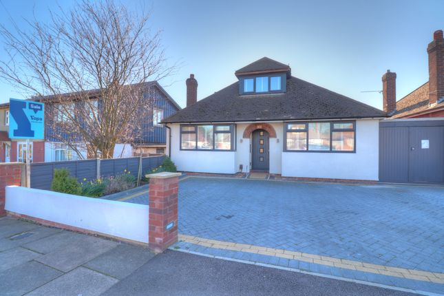 Thumbnail Bungalow for sale in Dahlia Close, Ashcroft Road, Luton