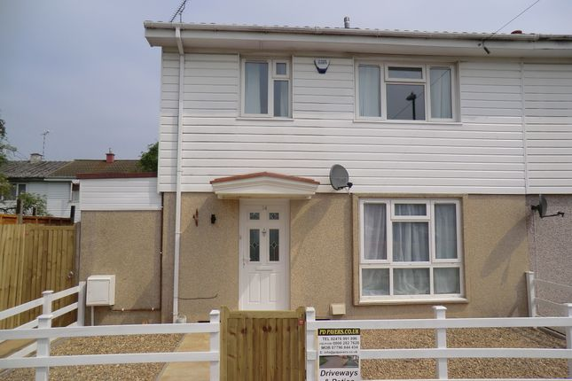 Thumbnail Semi-detached house to rent in Scarborough Way, Canley, Coventry