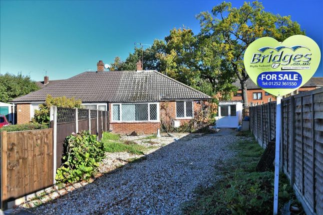 Thumbnail Bungalow for sale in The Covert, Farnborough