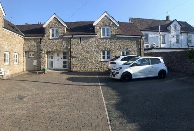 Thumbnail Town house for sale in 1 Royal Oak Mews, Lampeter