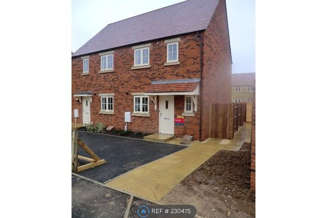 Thumbnail Semi-detached house to rent in Lysander Way, Moreton-In-Marsh