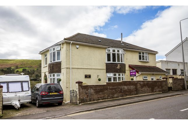 Thumbnail Detached house for sale in Brithweunydd Road, Tonypandy