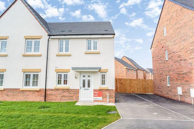 3 bed semi-detached house for sale in Blackfield Green, Warton, Preston, Lancashire PR4