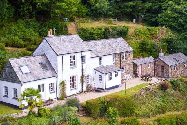 Thumbnail Detached house for sale in Gulworthy, Tavistock