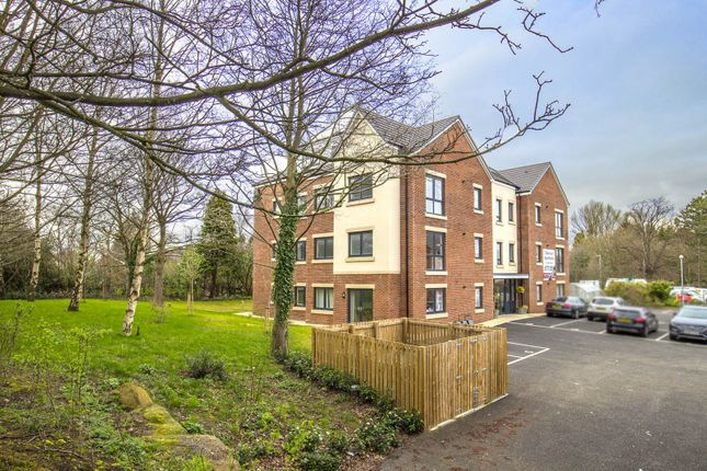 Thumbnail Flat to rent in Horseshoe Way, Morpeth