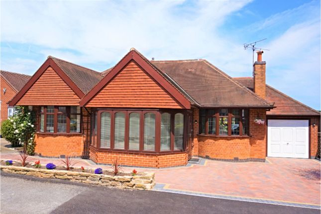 Thumbnail Detached bungalow for sale in St. Austins Drive, Gedling