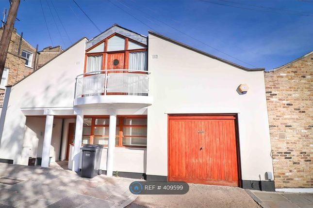 Thumbnail Terraced house to rent in York Rise, London