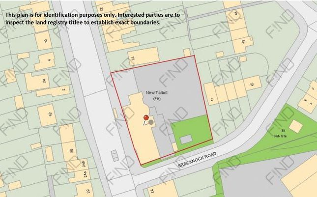 Thumbnail Land for sale in Black Lake, West Bromwich