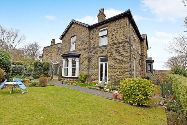 Thumbnail Semi-detached house for sale in Grosvenor Villa, Grosvenor Road, Batley