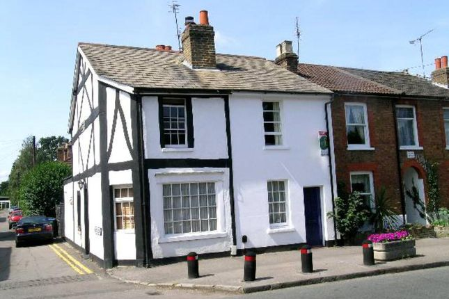 2 bed terraced house to rent in St. Marys, Victoria Road, Weybridge