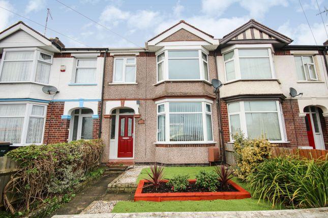 Front View of Torrington Avenue, Coventry CV4