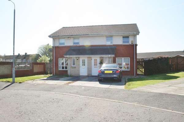 Thumbnail Property for sale in 64A Pendeen Road, Glasgow