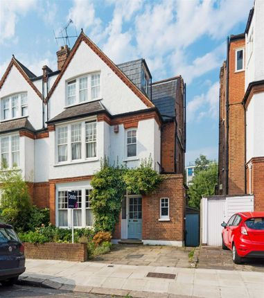 Thumbnail Semi-detached house for sale in Brookfield Park, London