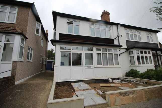 Thumbnail Property for sale in Grecian Crescent, Upper Norwood, London