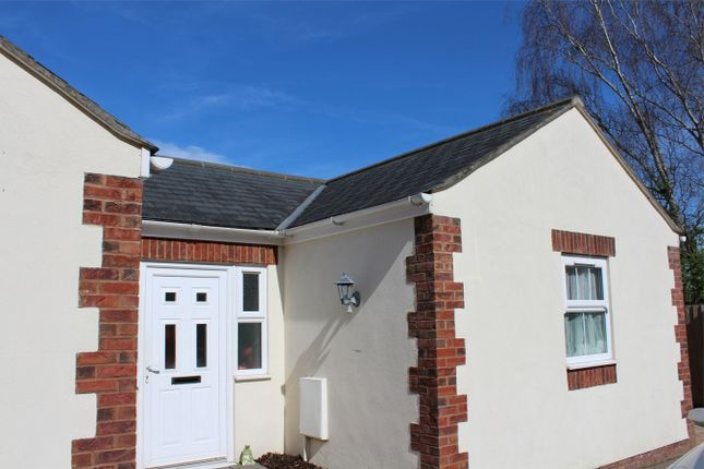 Thumbnail Detached bungalow for sale in Johannas Bungalow, Wellington Road, Taunton, Somerset
