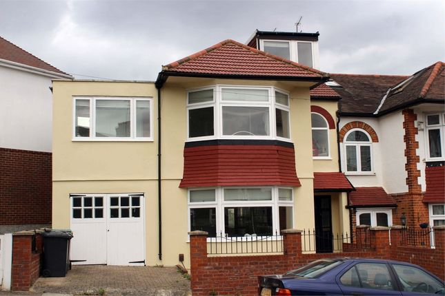 Thumbnail Semi-detached house for sale in Woodfield Way, Bounds Green, London
