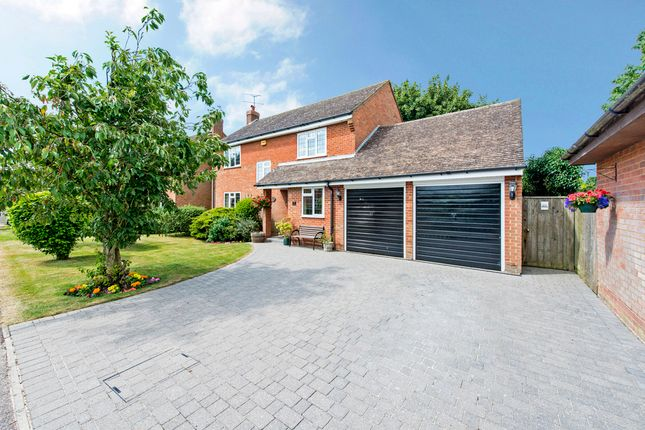 Thumbnail Detached house for sale in The Pightle, Oving, Aylesbury