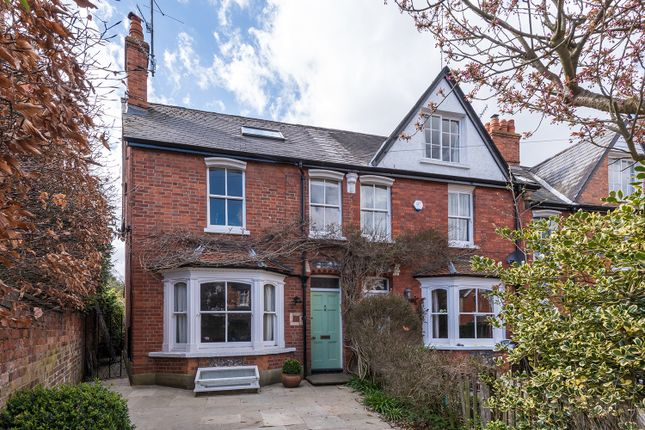Thumbnail Semi-detached house for sale in Vicarage Road, Henley-On-Thames