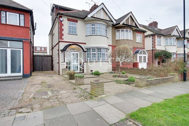 Semi-detached house for sale in Churchbury Lane, Enfield