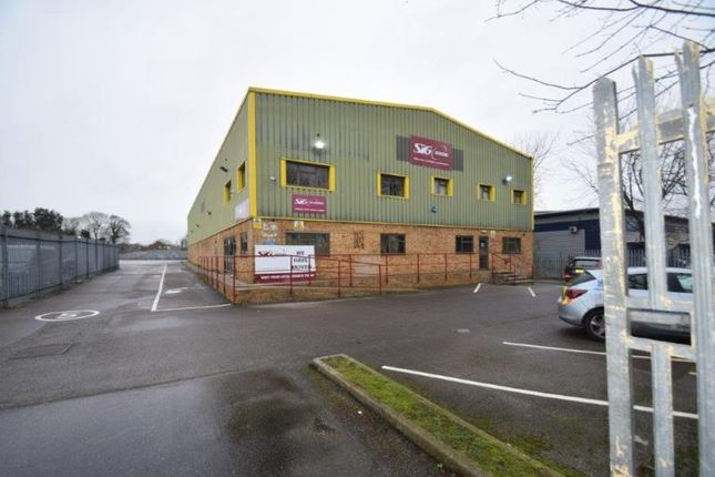 Thumbnail Industrial to let in Unit, 51, Progress Road, Leigh-On-Sea