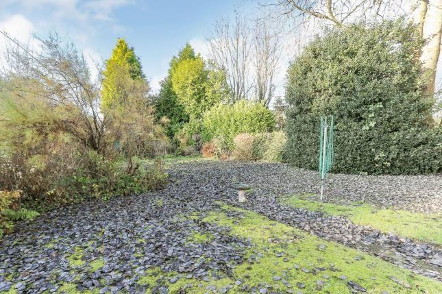 Rear Garden of Elmdon Park Road, Solihull, West Midlands B92