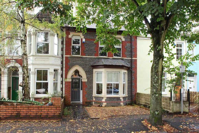 Thumbnail Terraced house to rent in Conway Road, Cardiff