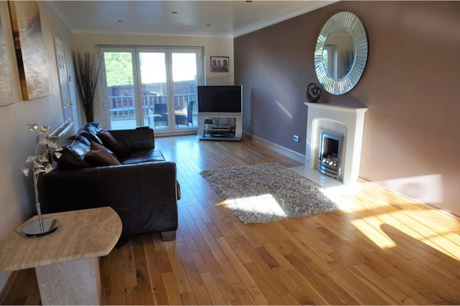 Thumbnail Detached house for sale in Walnut Close, Pontyclun
