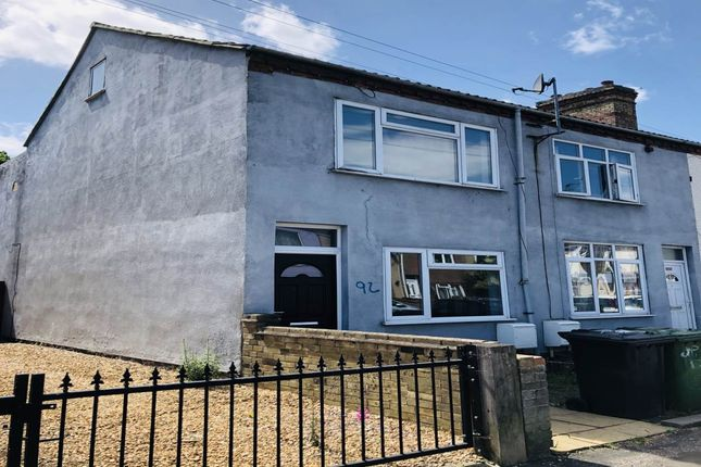 Front Of House of Padholme Road, Peterborough PE1