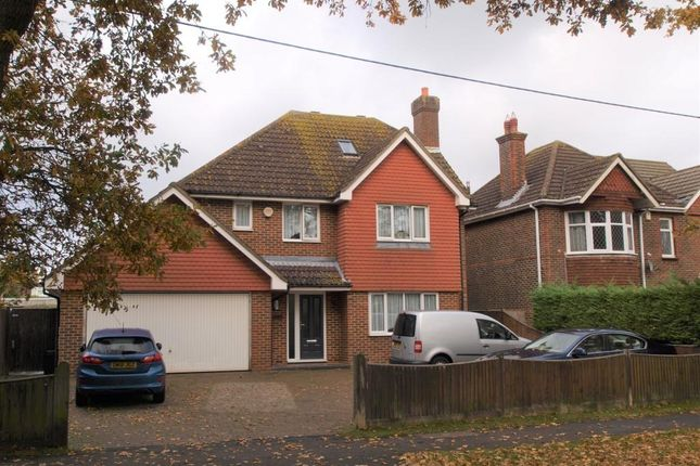Thumbnail Detached house for sale in Pevensey Road, Polegate