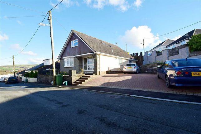 Thumbnail Detached bungalow for sale in Ystradbarwig, Llantwit Fardre, Pontypridd