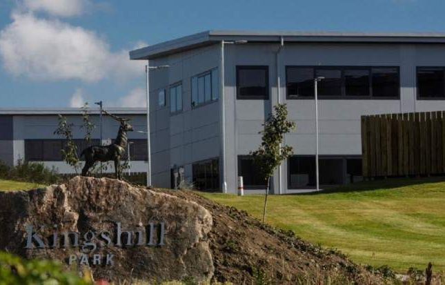 Thumbnail Office to let in Endeavour Drive, Aberdeen