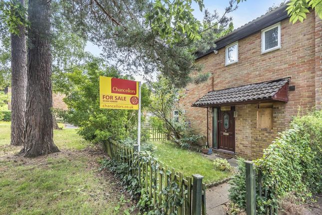 Thumbnail End terrace house for sale in Pendlebury, Bracknell, Berkshire