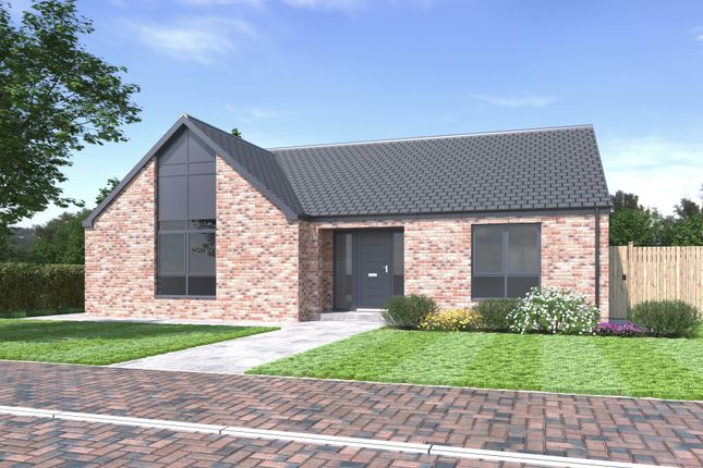 Thumbnail Detached bungalow for sale in Stokesley Road, Northallerton