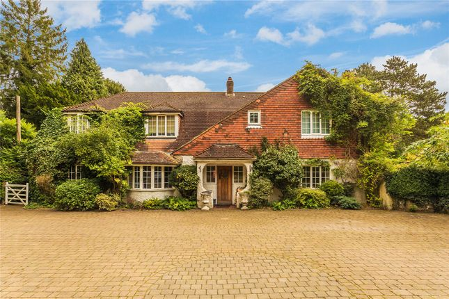 Thumbnail Detached house for sale in Kingswood Way, South Croydon, Surrey