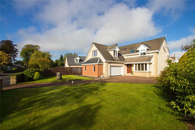 Thumbnail Detached house for sale in 16 North Latch Road, Brechin, Angus