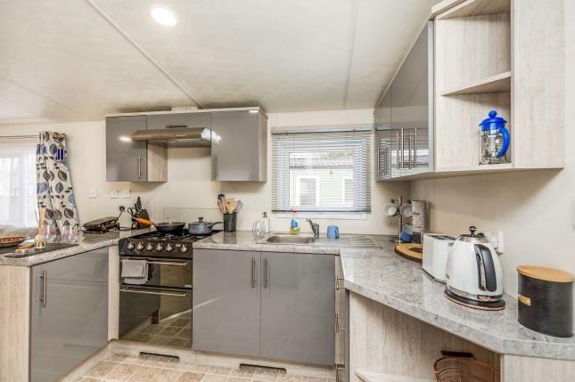 Kitchen of Birdlake Pastures, Northampton, Northamptonshire NN3