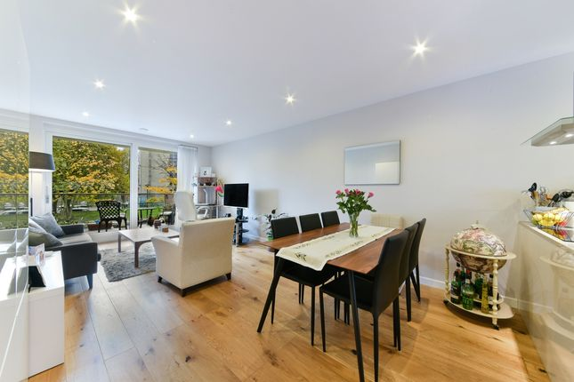 Living Area of Amberley Waterfront, Amberley Road, Maida Vale W9