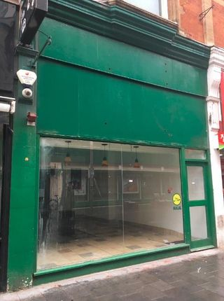 Thumbnail Retail premises to let in 43 Market Street, Leicester, Leicestershire